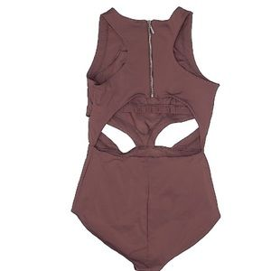 Free People Swim - Free People Movement Cut Out Swimsuit • Sz S